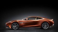 Aston Martin Vanquish 2013: altre foto e video - Immagine: 27