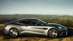 Aston Martin Vanquish 2013: altre foto e video - Immagine: 13
