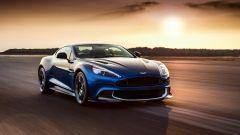 Aston Martin Vanquish S: collettori di aspirazione più grandi