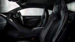 Aston Martin Vanquish S, gli interni: rivestimenti in pelle Filograph