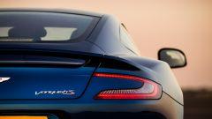 Aston Martin Vanquish S: il retro