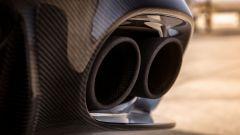 Aston Martin Vanquish S: nuovi tubi di scarico