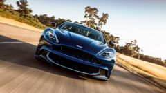 Aston Martin Vanquish S: splitter anteriore fibra di carbonio
