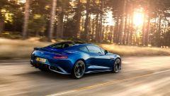 Aston Martin Vanquish S: vista 3/4 posteriore