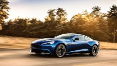 Aston Martin Vanquish S: vista laterale