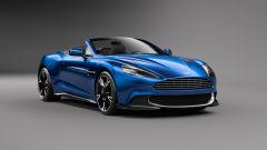 Aston Martin Vanquish S Volante: 323 orari a tetto aperto - Immagine: 1