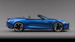 Aston Martin Vanquish S Volante: 323 orari a tetto aperto - Immagine: 4