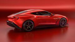Aston Martin Vanquish Zagato concept - Immagine: 5