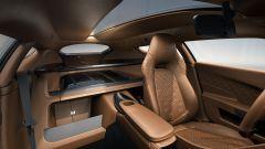 Aston Martin Vanquish Zagato Shooting Brake: gli interni