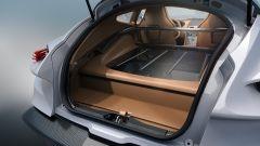 Aston Martin Vanquish Zagato Shooting Brake: il bagagliaio
