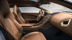 Aston Martin Vanquish Zagato Shooting Brake: la plancia