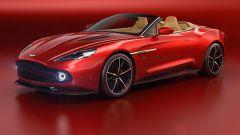 Aston Martin Vanquish Zagato Volante: a Pebble Beach arriva la scoperta  - Immagine: 1