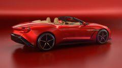 Aston Martin Vanquish Zagato Volante: a Pebble Beach arriva la scoperta  - Immagine: 2