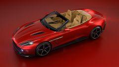 Aston Martin Vanquish Zagato Volante: a Pebble Beach arriva la scoperta  - Immagine: 8