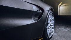 Aston Martin Vantage 007 Edition: gli sfoghi d'aria laterali