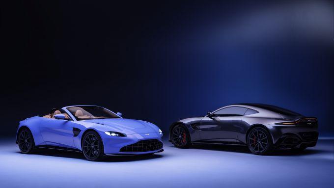 Aston Martin Vantage Roadster e Coupé: che bella coppia