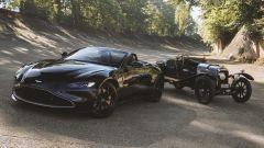 Q by Aston Martin Vantage Roadster: tributo a un'Aston centenaria - Immagine: 2