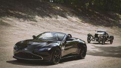 Q by Aston Martin Vantage Roadster: tributo a un'Aston centenaria - Immagine: 3