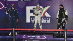 ATCC 2020, Massimo Arduini (Peugeot 308 TCR) sul secondo gradino del podio a Magione