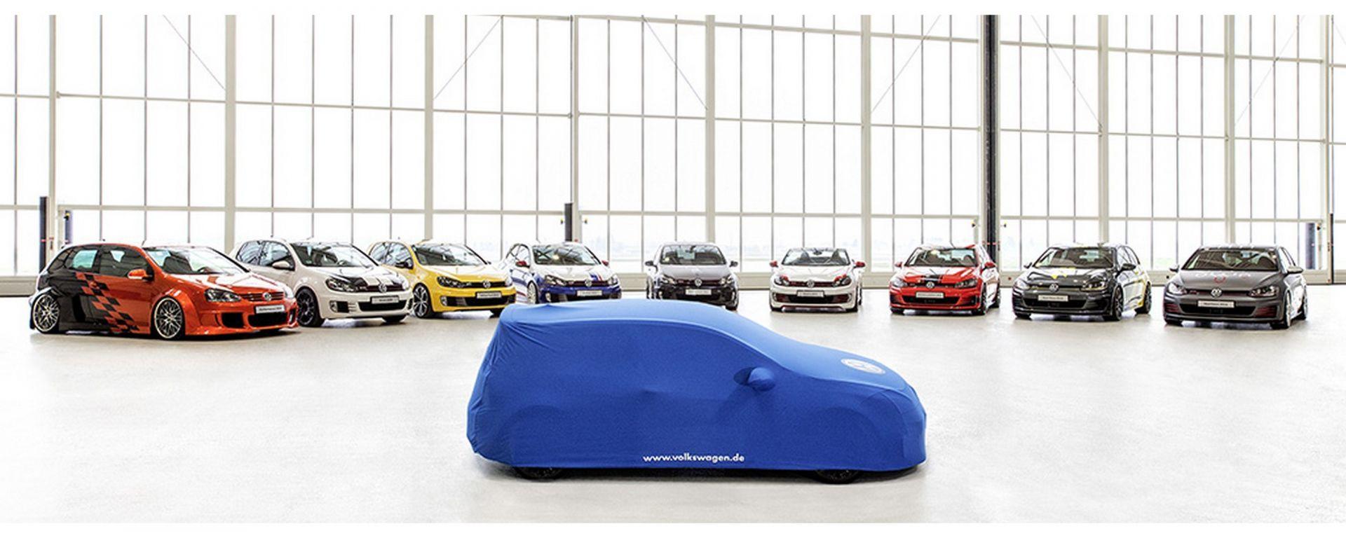 Attesa per la Volkswagen Golf