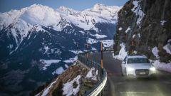 Audi 20quattro ore delle Alpi: 1.392 chilometri su incredibili strade alpine