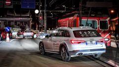 Audi 20quattro ore delle Alpi: è il momento di scendere dal treno che ci ha portato da Briga verso Domodossola