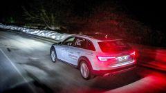 Audi 20quattro ore delle Alpi: i fari full LED matrix sono un aiuto impagabile nella guida notturna