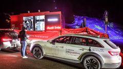 Audi 20quattro ore delle Alpi: la gara di endurance ha toccato quattro House of Quattro alpine