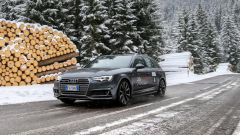 Audi 20quattro ore delle Alpi: la gara di regolarità con la A4 Allroad