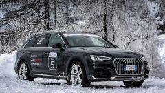 Audi 20quattro ore delle Alpi: la nuova A4 Allroad quattro 3.0 V6 TDI da 272 cv è la protagonista