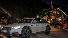 Audi 20quattro ore delle Alpi: l'arrivo a San Bernardino
