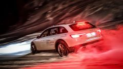 Audi 20quattro ore delle Alpi: nello slalom gigante la Audi A4 allroad quattro se la cava un gran bene