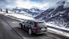 Audi 20quattro ore delle Alpi: ogni tappa dura circa sei ore