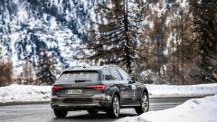 Audi 20quattro ore delle Alpi: ognuno dei 5 equipaggi ha percorso 1.392 chilometri