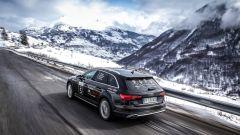 Audi 20quattro ore delle Alpi: panorami alpini mozzafiato