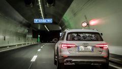 Audi 20quattro ore delle Alpi: quasi sei ore al volante della Audi A4 allroad quattro e non sentirle
