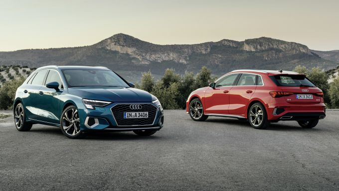 Audi 40 TFSI: ecco la gamma Audi A3, Sportback e Sedan