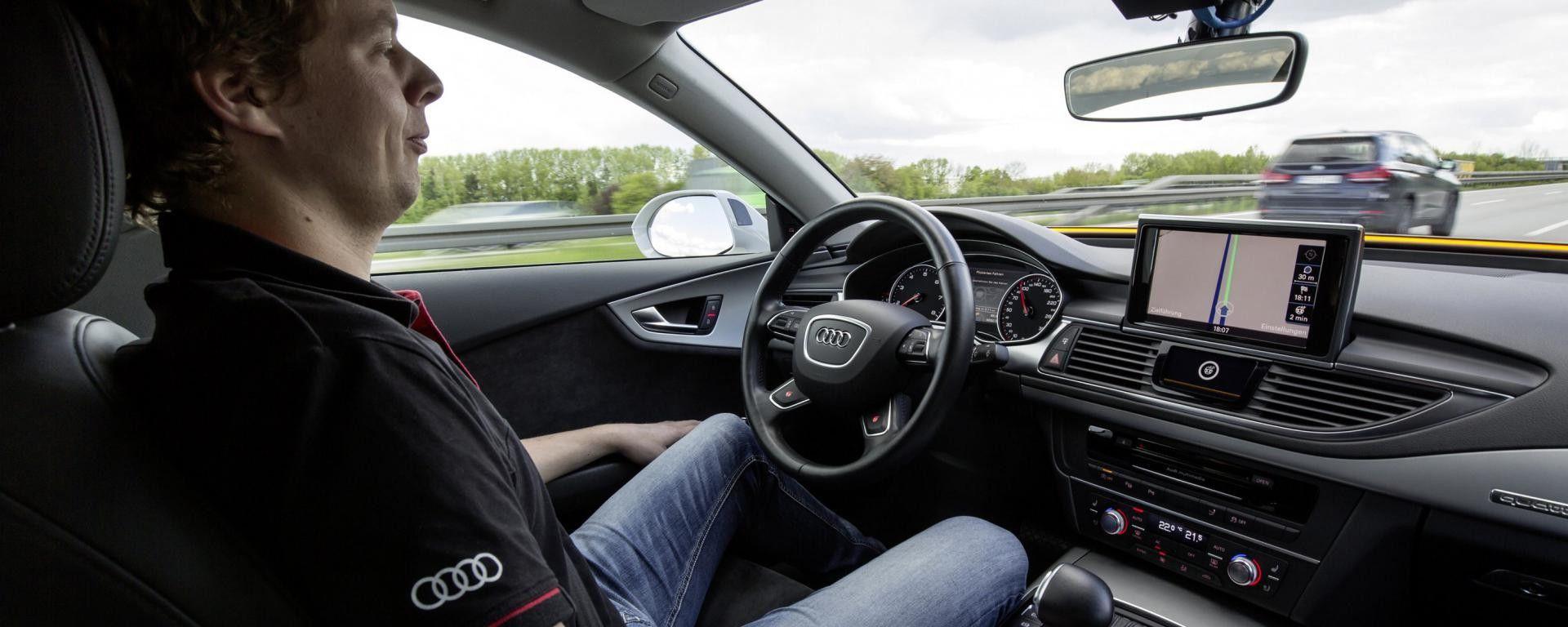 Audi a guida autonoma