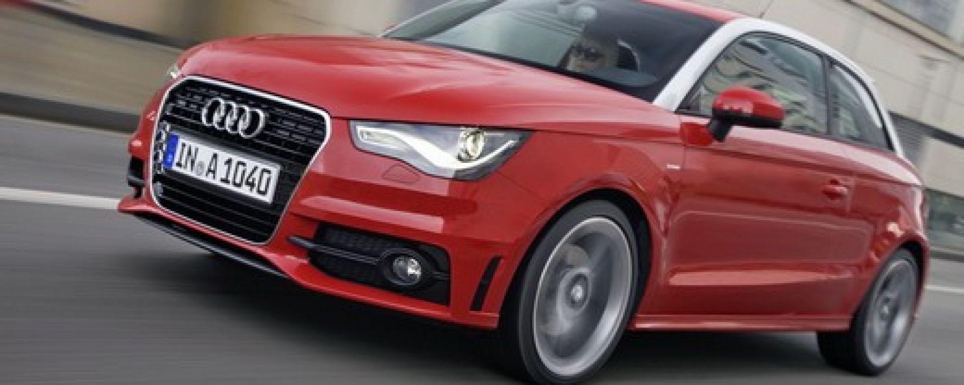 Audi A1 2.0 TDI CR