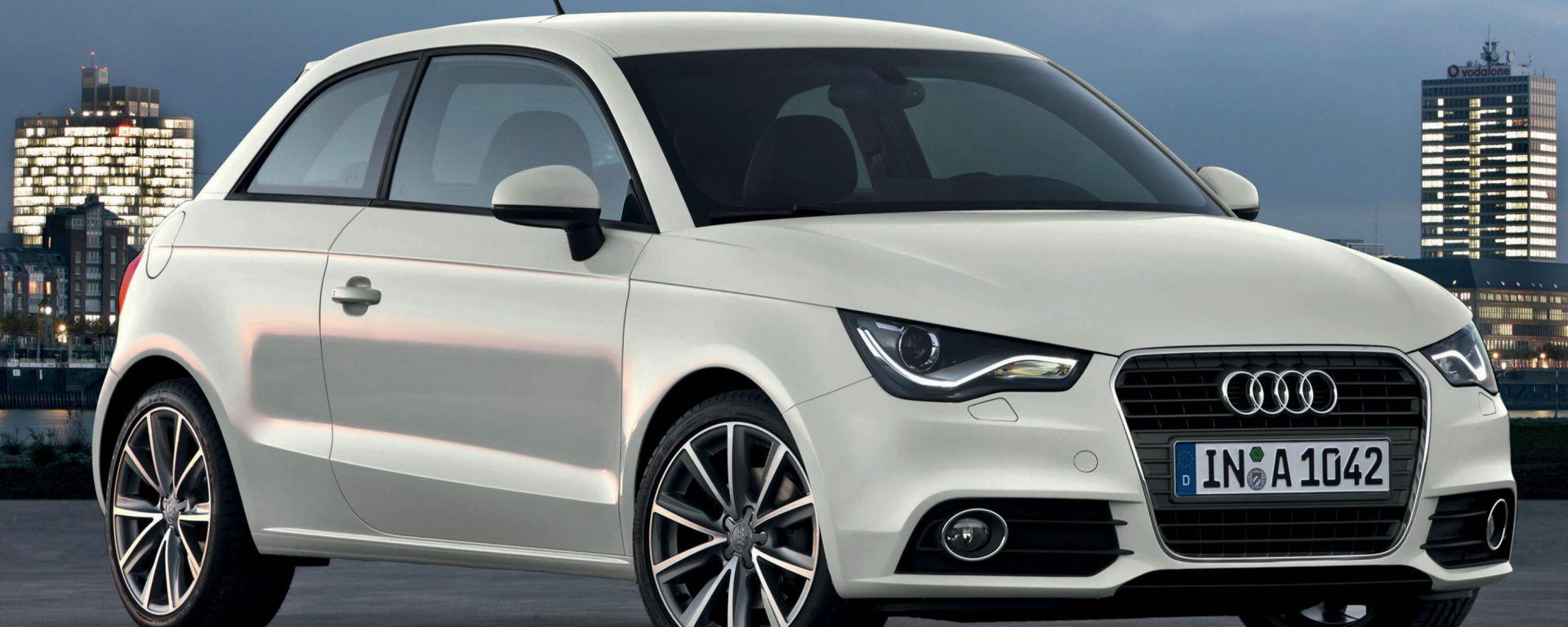 Audi A1 2.0 TDI da 143 cv