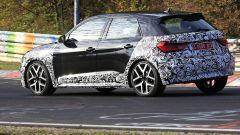 Nuova Audi A1 Allroad o Audi Q1? prime foto spia del mini-crossover