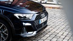 Audi A1 cirycarver 35 TFSI: dettaglio anteriore