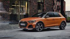Audi A1 Citycarver, A1 in salsa crossover