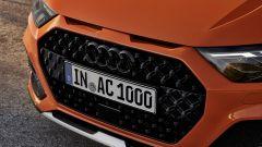 Audi A1 Citycarver, griglia esagonale single frame
