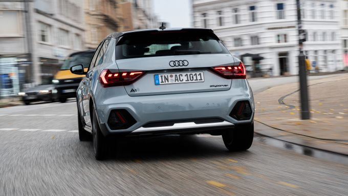 Audi A1 Citycarver Identity Contrast, nuovo allestimento 2020