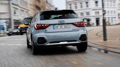 Audi A1 Citycarver Identity Contrast