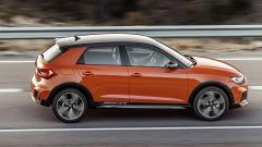Audi A1 Citycarver, la fiancata