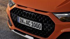Audi A1 Citycarver, la griglia single frame