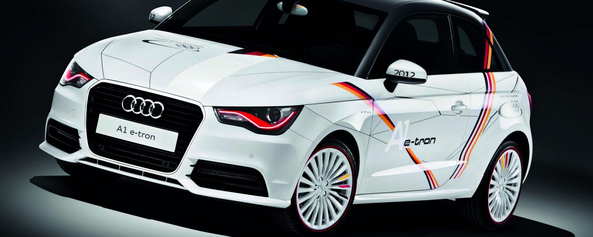 Audi A1 e-tron German Olympic Team
