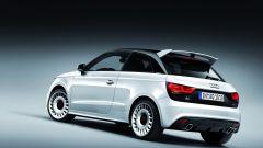 Audi A1 quattro: ora anche in video - Immagine: 1